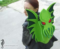 Cthulhu backpack 2 by bt-v