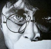 Daniel Radcliffe WIP 3 by Anthony-Woods