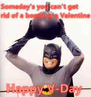 Happy Bat-Valentines Day! by SailorTrekkie92