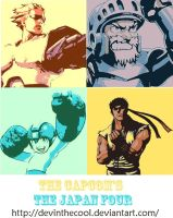 The Capcom's by DevintheCool