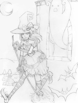 WIP- Witching Hour by cracka-JACK