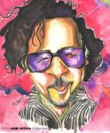 Tim Burton by jimort