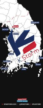SFU KSTORM Official Banner by UberzErO
