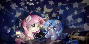 Night Light by secret-pony