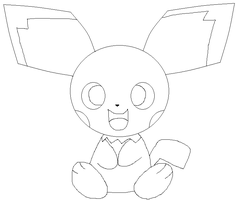 pichu base 2 PNG by Meg-The-ChipMunk