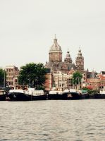 Some of Amsterdam by gilraenaarefu
