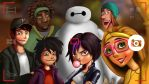 Big Hero 6 by Kroizat