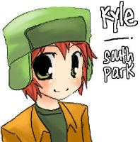 Kyle by Michiko-GO