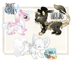 (Closed) Multi CSpecies Auction! by SetSaiI