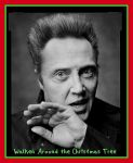 WALKEN around the yule tree by wiccanwitchiepoo