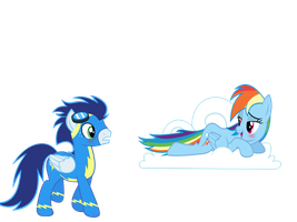 Rainbow Dash: I can't hold myself by 3D4D