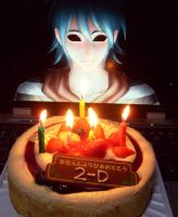 2010 happy birthday 2D by Quere