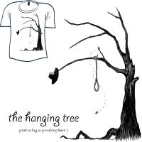 Woot Shirt - The Hanging Tree by fablefire