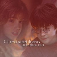 101 Reasons to Ship Harry and Hermione 3 by Lennves