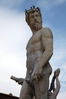 Neptune in Florence by JQ444