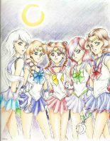 Request: OC Sailor Senshi by SailorShana8