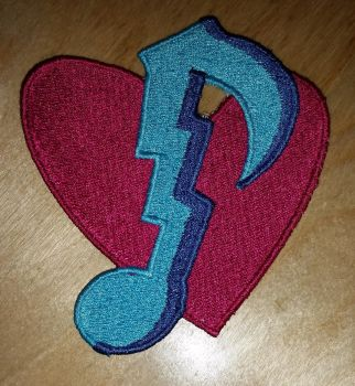 Sonata Cutie Mark Patch by EthePony