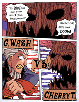 America: The Another Tale of the Revolution Pg 03 by jmatchead