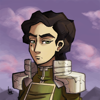 Kuvira by TheArtrix