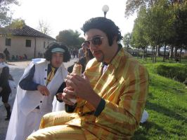 Lucca 09 - Eating by Lord-Kun-84