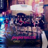 Girls' Generation: Paparazzi by Awesmatasticaly-Cool