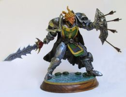 Paladin by AnneCooper