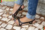 Areana's Sandals 3 by Footografo