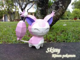 SKitty by Toshikun