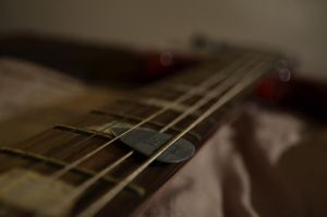 Guitar by GuillaumGibault