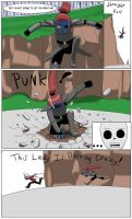 Undertale Green Page 5 by FlamingReaperComic