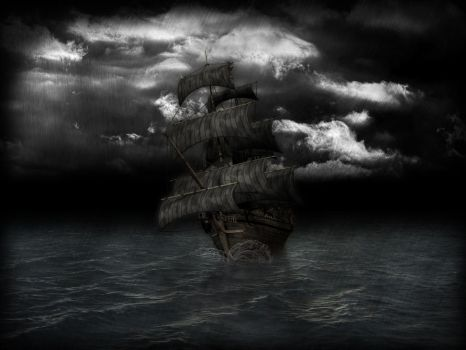 Pirate Ship by CaptVovan