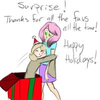 Thanks and merry holidays by im-Rem