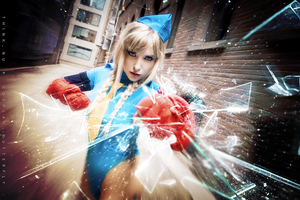 Cammy ft. Cosplay Butterfly by think-nu