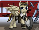 Baron von Richthofen COMMISSION by Starbat