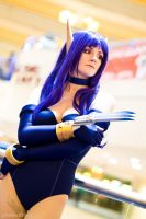 Phantasy Star 2 Nei cosplay by cimmerianwillow