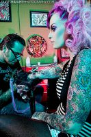 Kandy Tattoo 2 by recipeforhaight