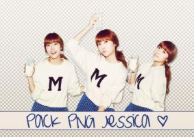 [14714] Pack PNG Jessica by zinnyshs