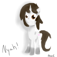 :REQUEST: Nyah by Alleg1000