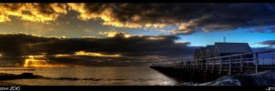 Busselton Jetty 2 by Minymurf