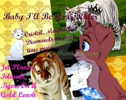 Animash ~ Royals ~ Baby Let Me Live That Fantasy by thebestestwolfluver