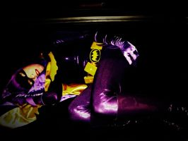 66 Batgirl Cosplay Photostory - Chapter 25 Subdued by ozbattlechick