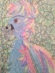 Parrot colorful by FabianArtist