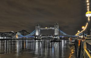 London at N8 XIII by Aerostylaz
