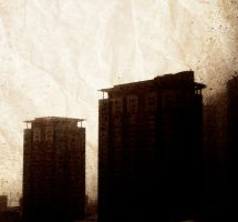 City Of Crushed Dreams by TheOn3LeftBehind