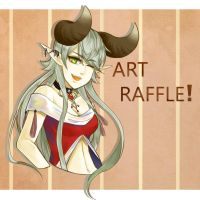 FREE ART RAFFLE::Comment to join by yukinayee