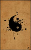 yin yang by johngiannis27