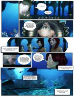 The Little Mermaid comic, page 10 by MrRabLo