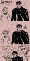 Poor Berserk by ViciousJay