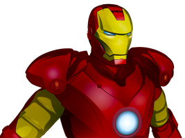 Iron Man by Krevan-Falco
