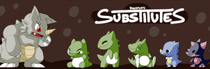 NM 478 - Pokemon's Substitutes by Jfdp13